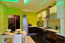 Какой лучший потолок для кухни.